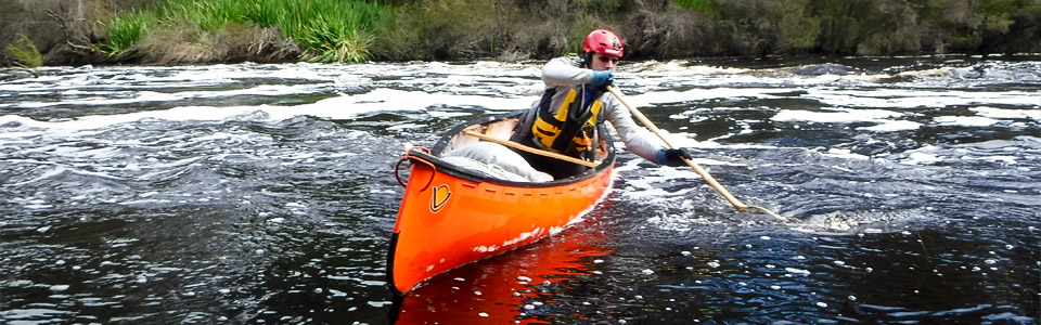 Open Canoeing Skills Courses