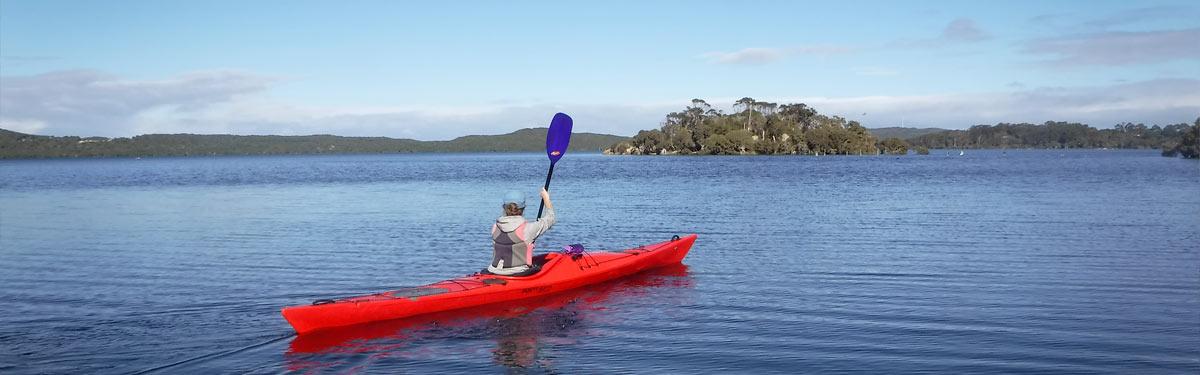South Coast Sea Kayak Tours