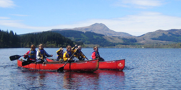 Open Canoeing Courses