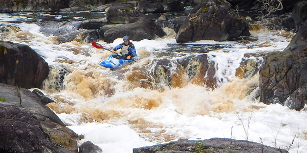 White Water Courses